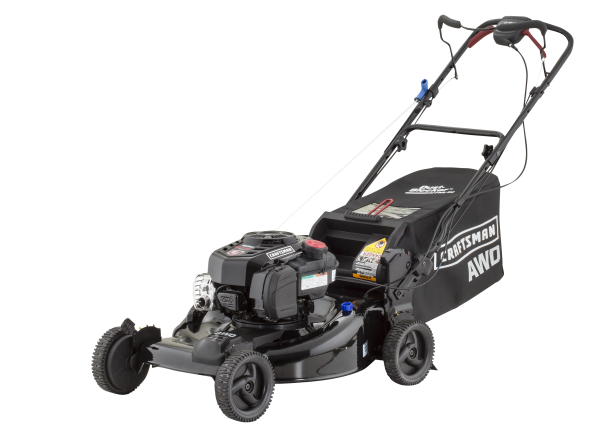 Craftsman 37489 gas mower - Consumer Reports