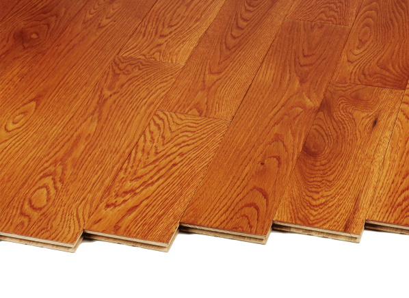 Mohawk Raymore Oak Gunstock HCC58-50 (Home Depot) flooring