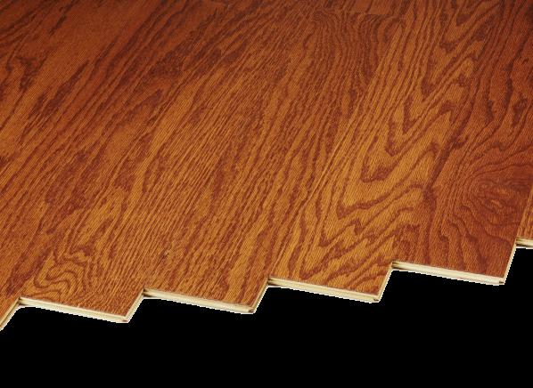 Heritage Mill Scraped Oak Amaretto PF9773 (Home Depot) flooring