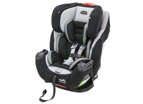 Evenflo Symphony With Surelatch Car Seat Summary Information From
