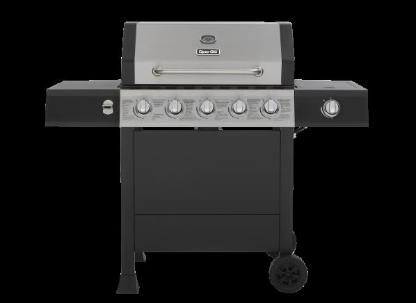 Dyna-Glo DGF510SBP (Home Depot) grill