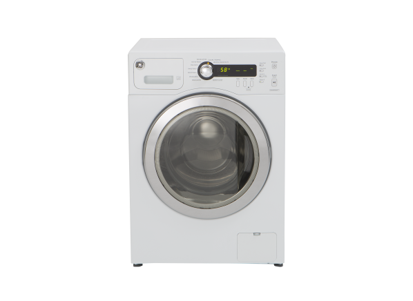 GE WCVH4800KWW washing machine