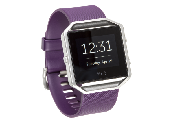 Fitbit Blaze fitness tracker - Consumer Reports