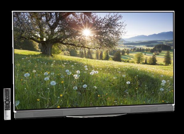 LG OLED55E6P TV