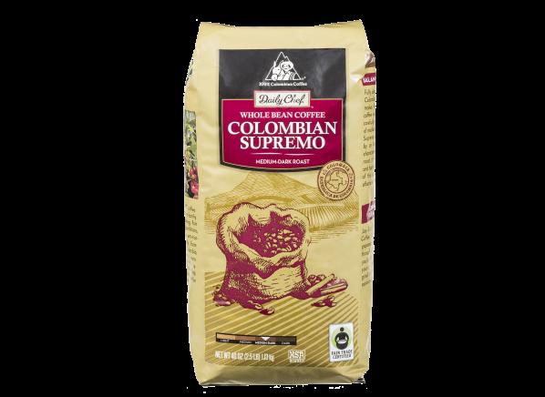 Daily Chef (Sam's Club) Colombian Supremo whole bean coffee