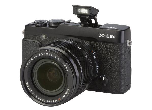 Fujifilm X-E2S w/ XF 18-55mm camera