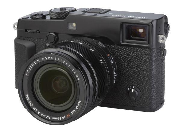 Fujifilm X-Pro2 w/ XF 18-55mm camera