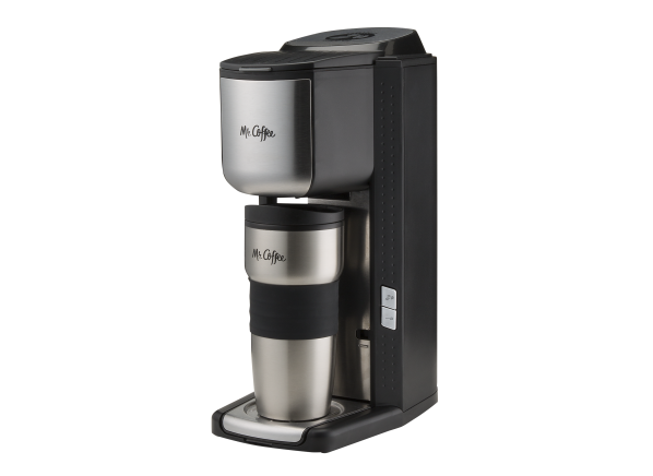 Mr Coffee Single Cup With Built In Grinder Bvmc Scgb200 Coffee