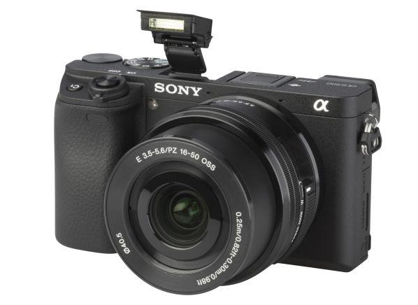 Sony Alpha A6300 w/ E PZ 16-50mm F3.5-5.6 OSS camera