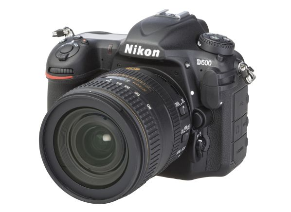 Nikon D 500 w/ AF-S DX 16-80mm f/2.8-4E ED VR camera