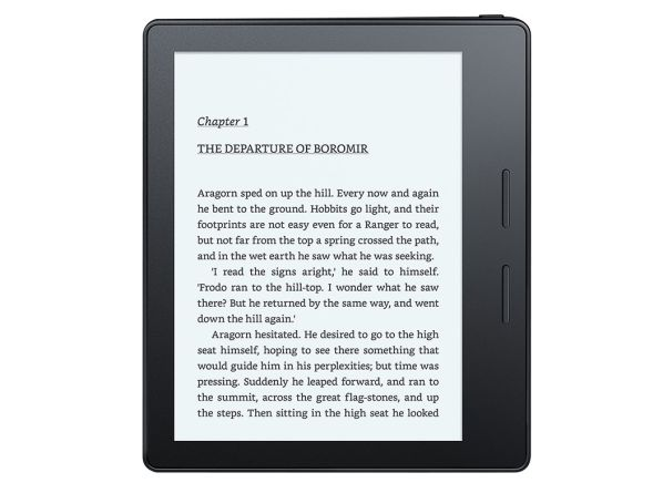 Amazon Kindle Oasis w/o Special Offers (WiFi) e-book reader