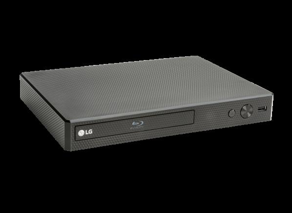 LG BP255 blu-ray player