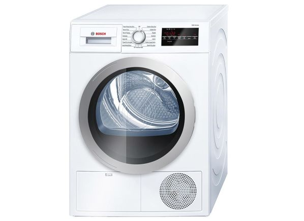 Bosch 500 Series WTG86401UC clothes dryer