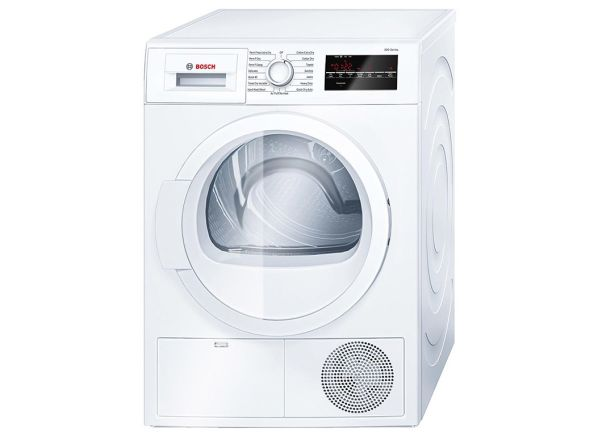 Bosch 300 Series WTG86400UC clothes dryer