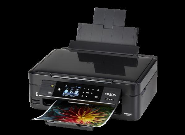 Epson Expression Home XP-430 printer - Consumer Reports