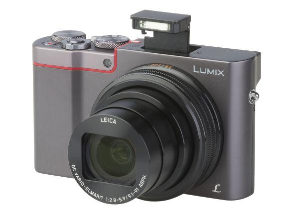 Panasonic Lumix DMC-ZS100 camera