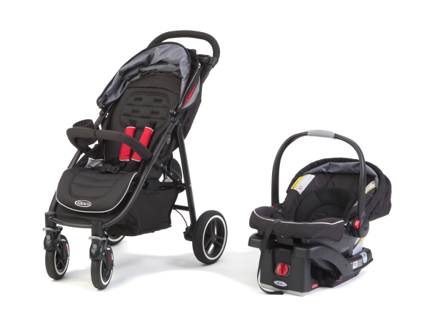 Graco Aire4 XT stroller