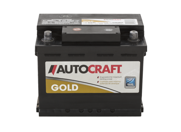 Autocraft Gold 47H5 car battery