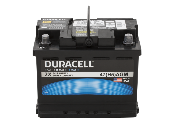 Duracell Car Battery Review >> Duracell Platinum Agm 47 H5 Car Battery Consumer Reports