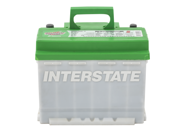 Interstate Mega-Tron II MT47H5 car battery