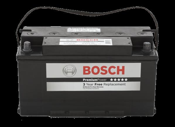 Bosch Premium Group Size 49 car battery