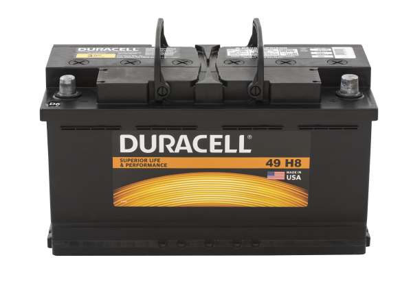 Duracell Car Battery Review >> Duracell 49 H8 Car Battery Consumer Reports