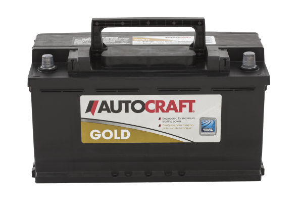 Autocraft Gold 49H8 car battery