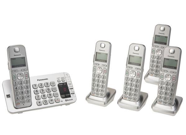 Panasonic KX-TGE475S cordless phone - Consumer Reports