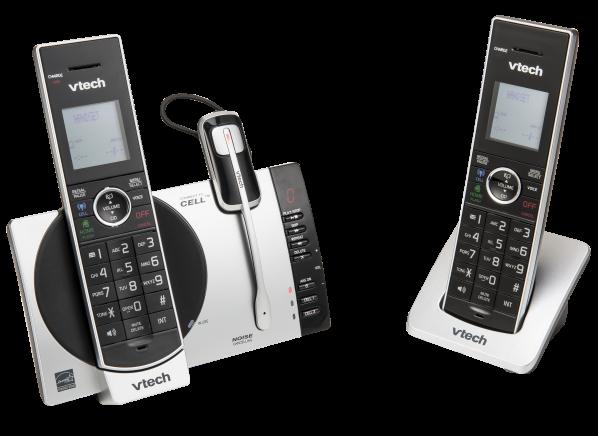 VTech DS6771-3 cordless phone