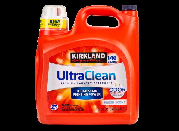 Kirkland Signature (Costco) Ultra Clean Liquid laundry detergent