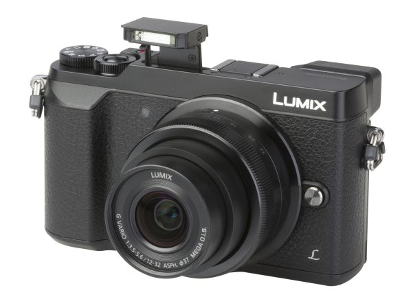Panasonic Lumix DMC-GX85 w/ 12-32mm F3.5-5.6 ASPH. Mega OIS camera