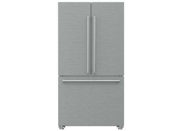 Blomberg BRFD2230SS refrigerator