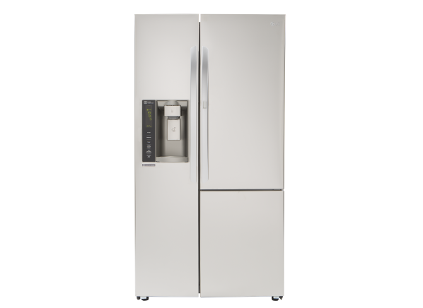 LG LSXS26386S refrigerator