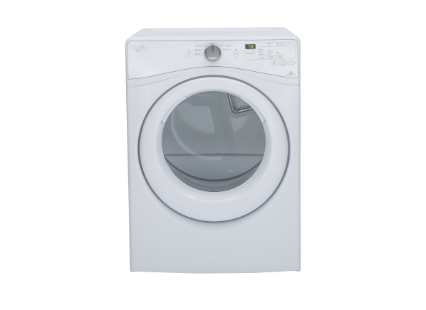 Whirlpool WED75HEFW clothes dryer