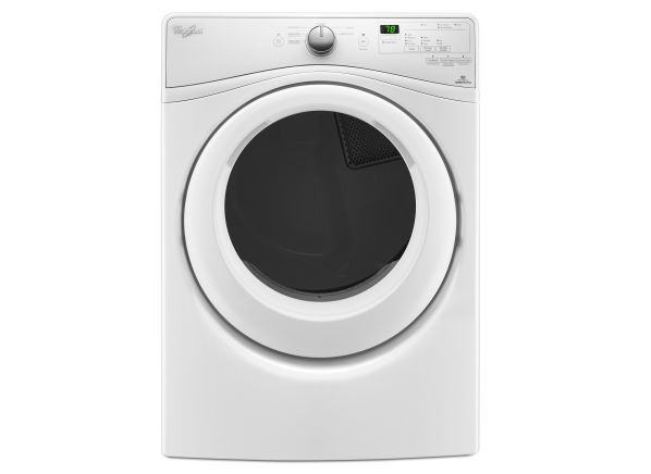 Whirlpool WED7590FW clothes dryer