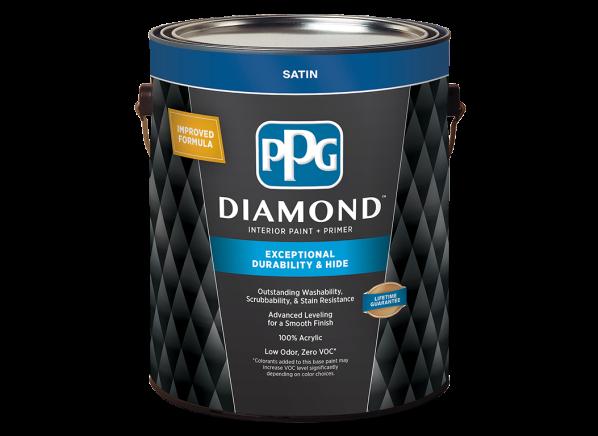 PPG Diamond (Home Depot) paint