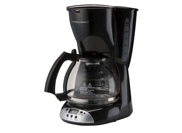 Hamilton Beach 12-cup Programmable 49465R coffee maker