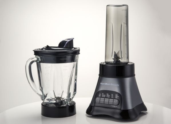 Hamilton Beach Wave Crusher with Blend-in Travel Jar 58161 Personal blender