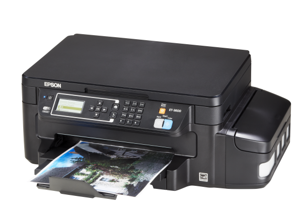 Epson Expression ET-3600 printer