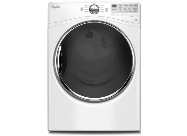 Whirlpool WGD92HEFW clothes dryer