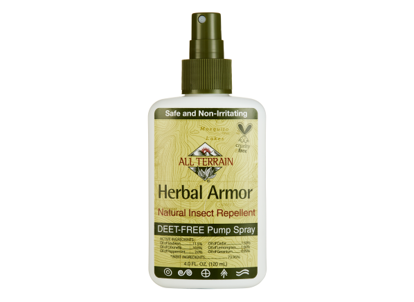 All Terrain Herbal Armor Natural Insect Repellent DEET-FREE