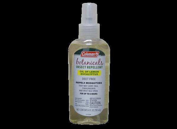 Coleman Botanicals Insect Repellent DEET FREE Pump Spray