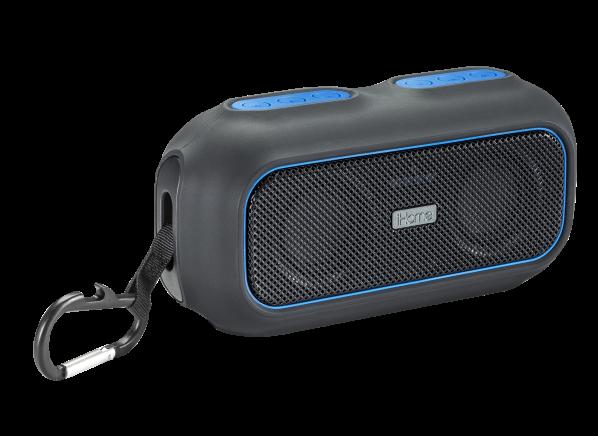 iHome iBT9 wireless & bluetooth speaker - Consumer Reports