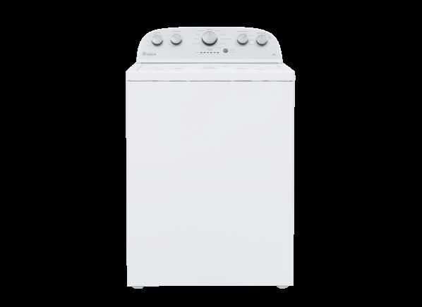 Whirlpool Washer With Agitator >> Whirlpool Wtw4816fw Washing Machine Consumer Reports