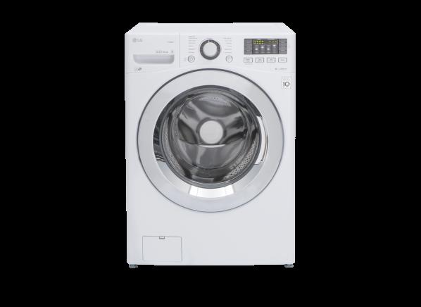 LG WM3670HWA washing machine