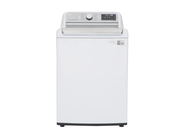 LG WT7600HWA washing machine - Consumer Reports