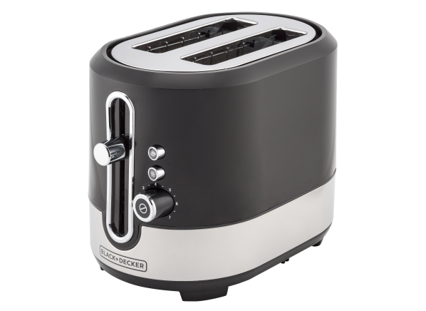 Black+Decker Designer Series TR2200SBD toaster