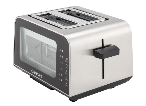 Cuisinart View Pro Glass 2-Slice CPT-3000 toaster