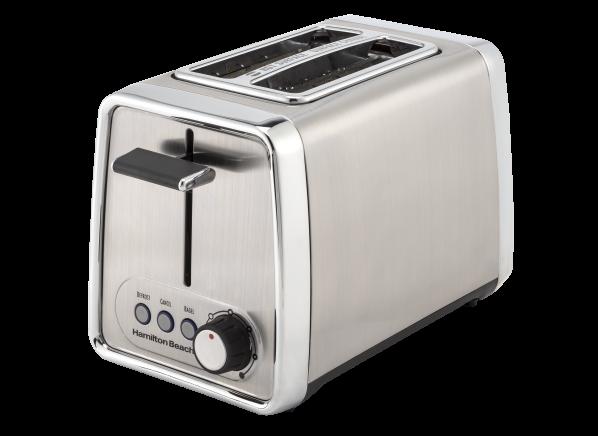 22791 Hamilton Beach Modern Chrome 2-Slice Toaster