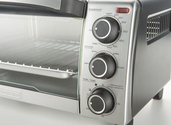 Black Decker 4 Slice To1755sb Toaster Oven Consumer Reports